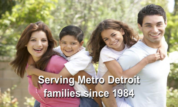 Serving Metro Detroit families since 1984