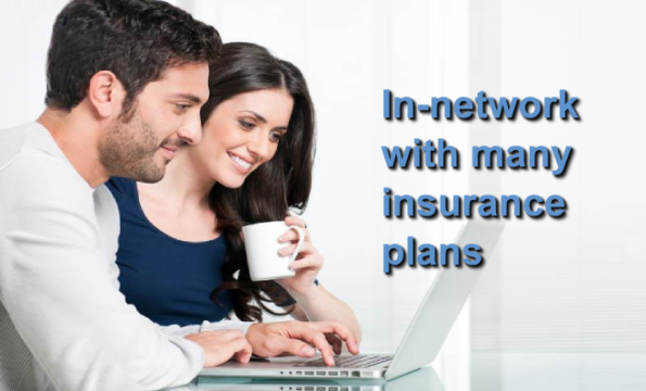 In network with many insurance plans